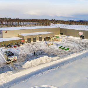 Sale & leaseback-transaksjon fra Norgesdekk i Borgeskogen Industriområde