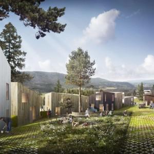 Rotneshagen: Nå kommer 33 leiligheter fra 55-132 m2 BRA for salg