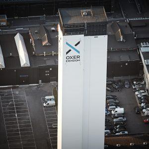 Nedlagt fabrikk på Økern blir et 67 meter høyt kulturtårn